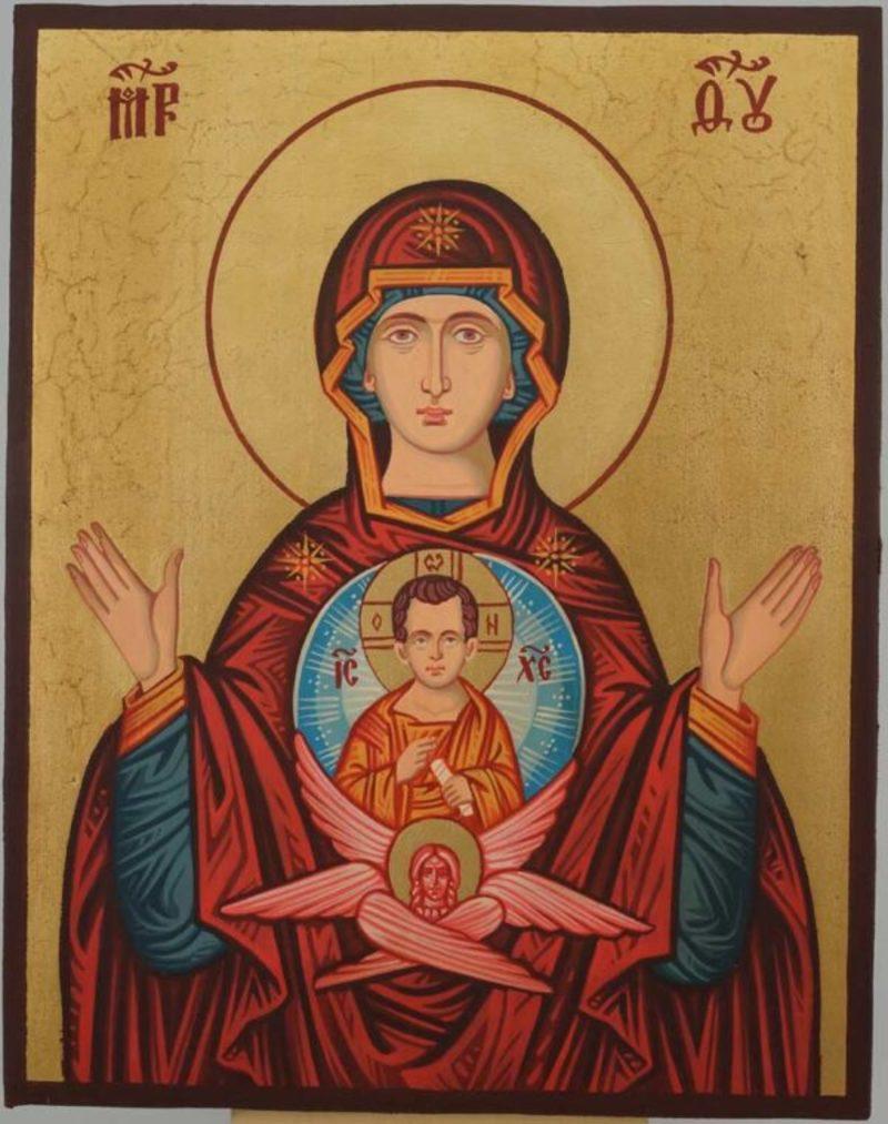 Theotokos of the Sign