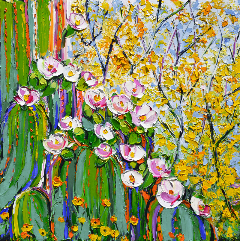 Blossom Cacti