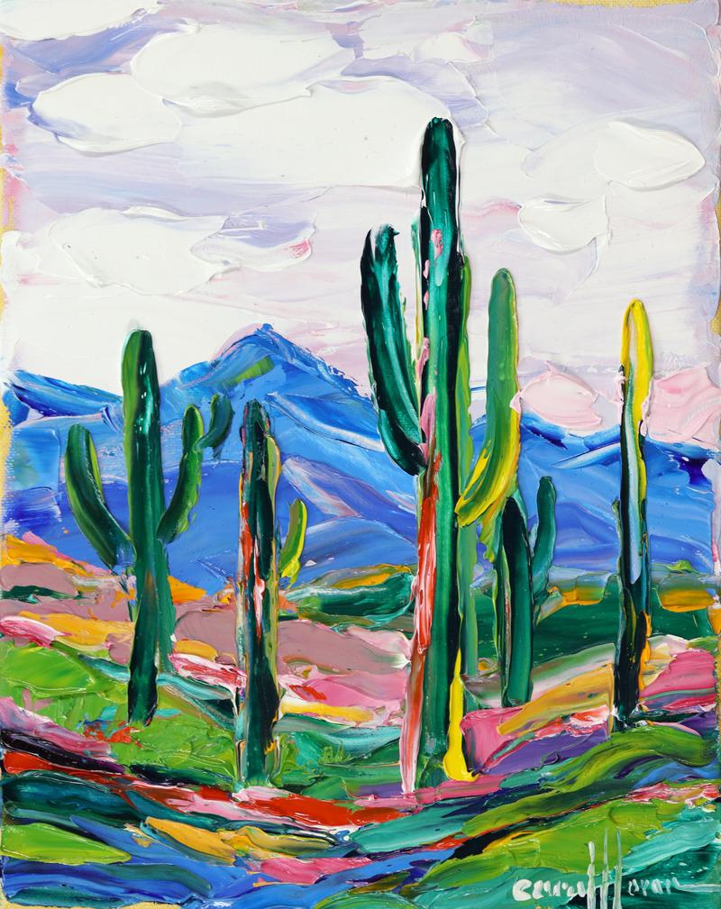 Bright Desert