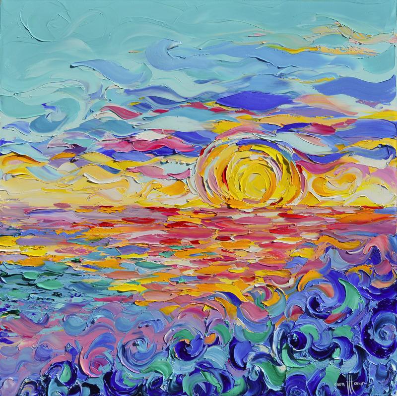 Bursting Sunrise