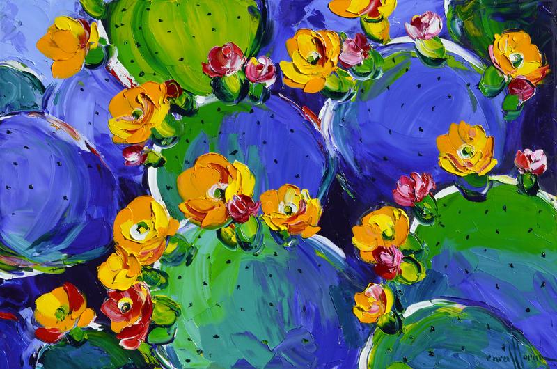 Cactus Soiree