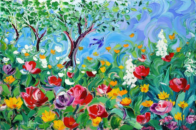 Dreaming in Flowers