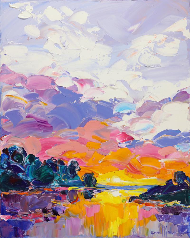 Dreams at Sunset