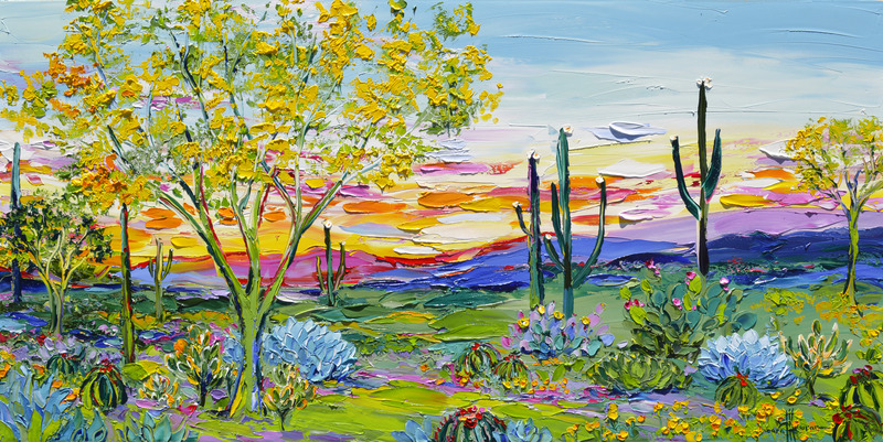 Joyful Desert
