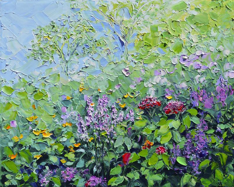 Lilacs and Joy