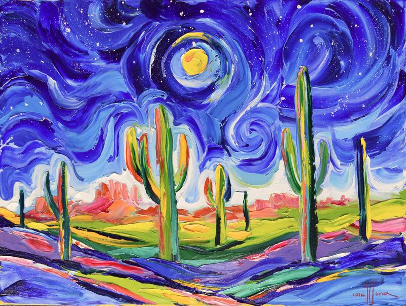 Luminous Desert