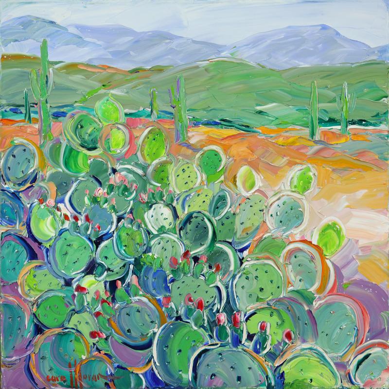 Prickly Garden
