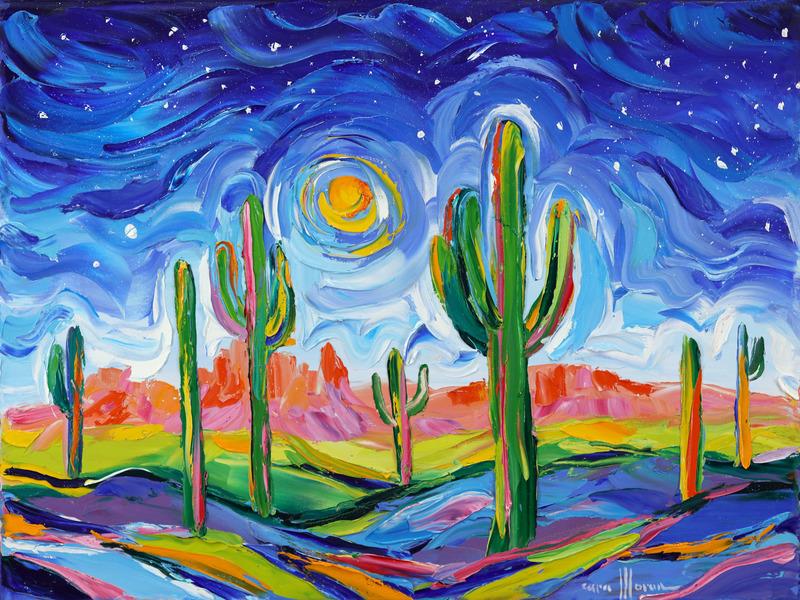 Shining Desert