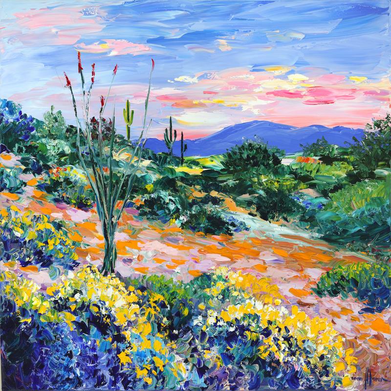 Sonoran Flowers