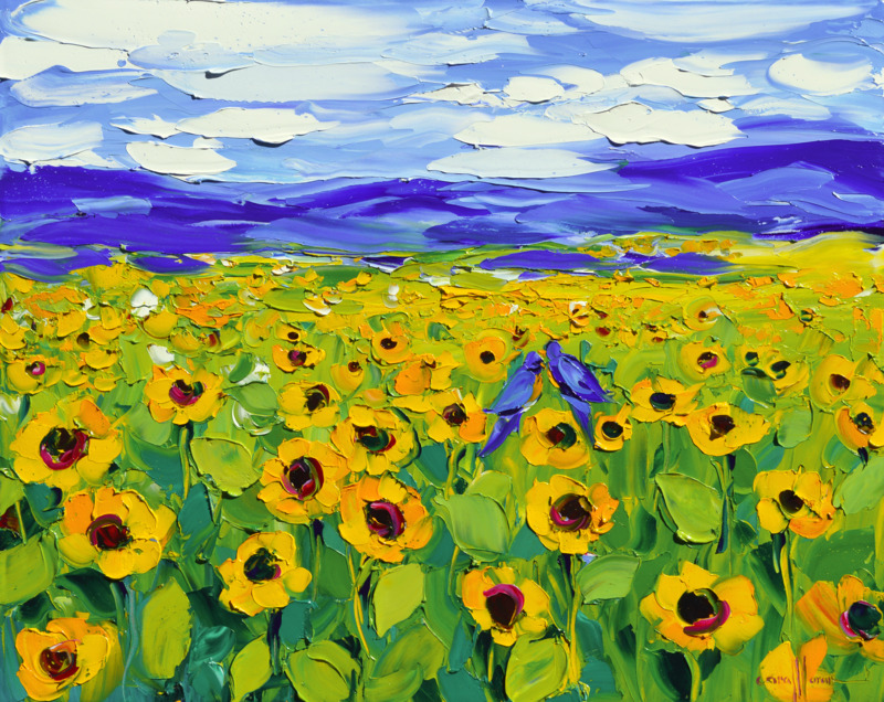 Sweet Sunflower Surprise