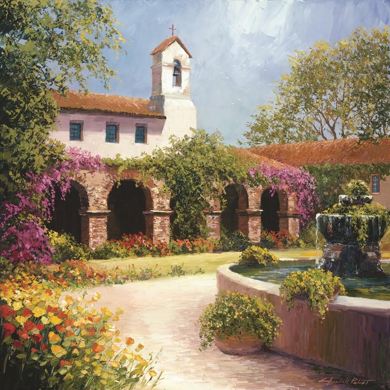 Capistrano Courtyard