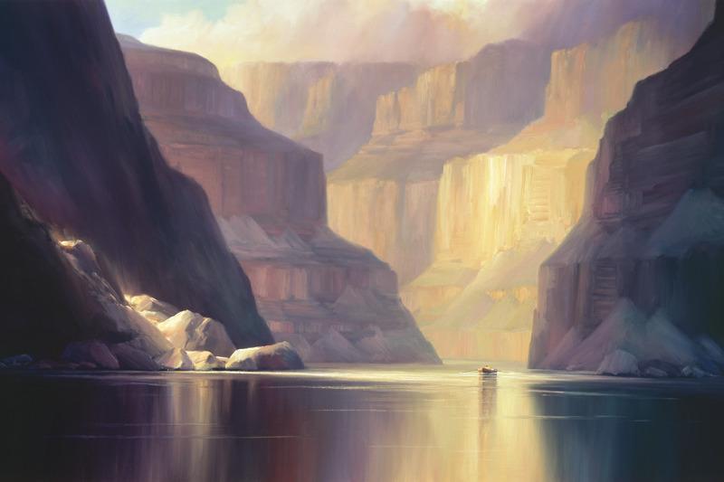 Through the Gorge