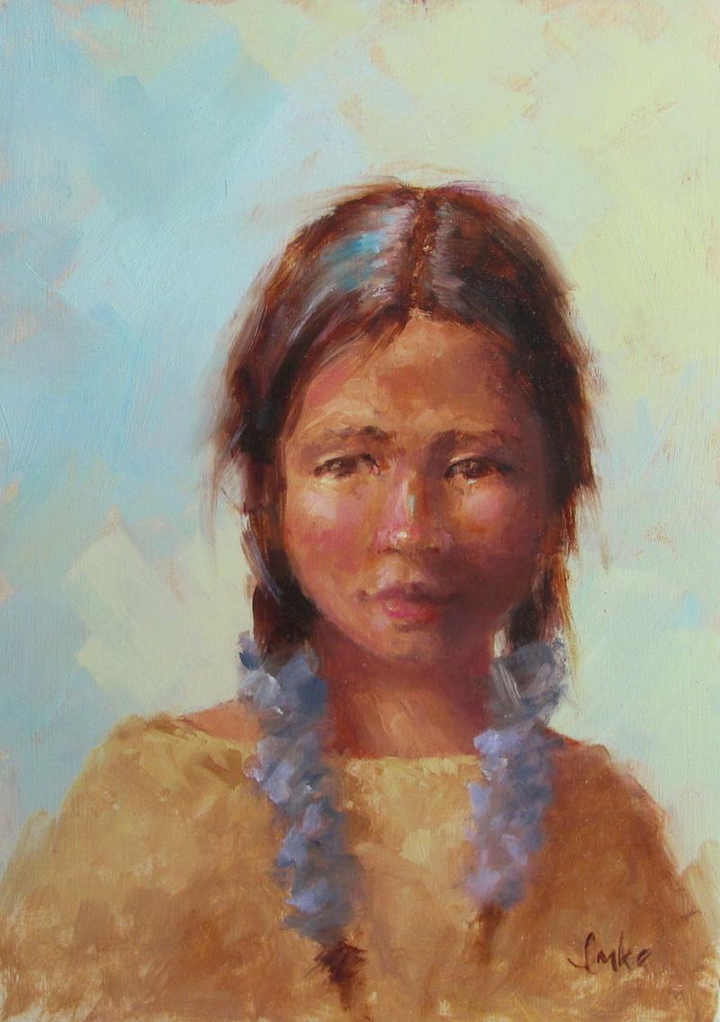 Native Girl