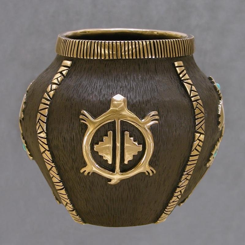 Bronze Vessel SG31