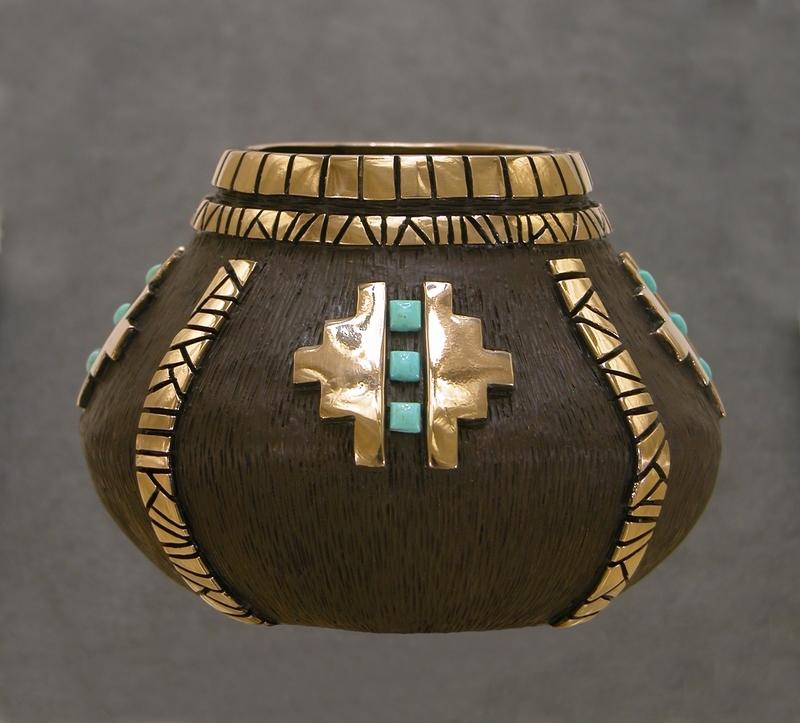 Bronze Vessel SG33