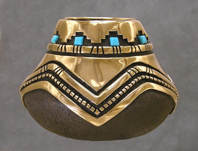 Bronze Vessel SG47