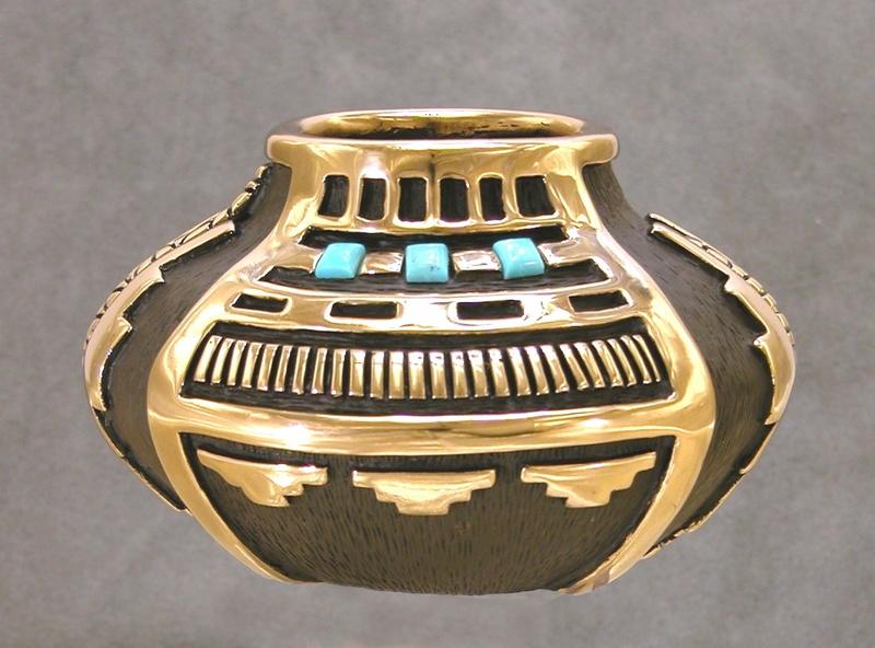 Bronze Vessel SG48