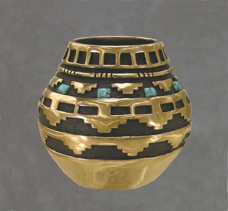Bronze Vessel SG52