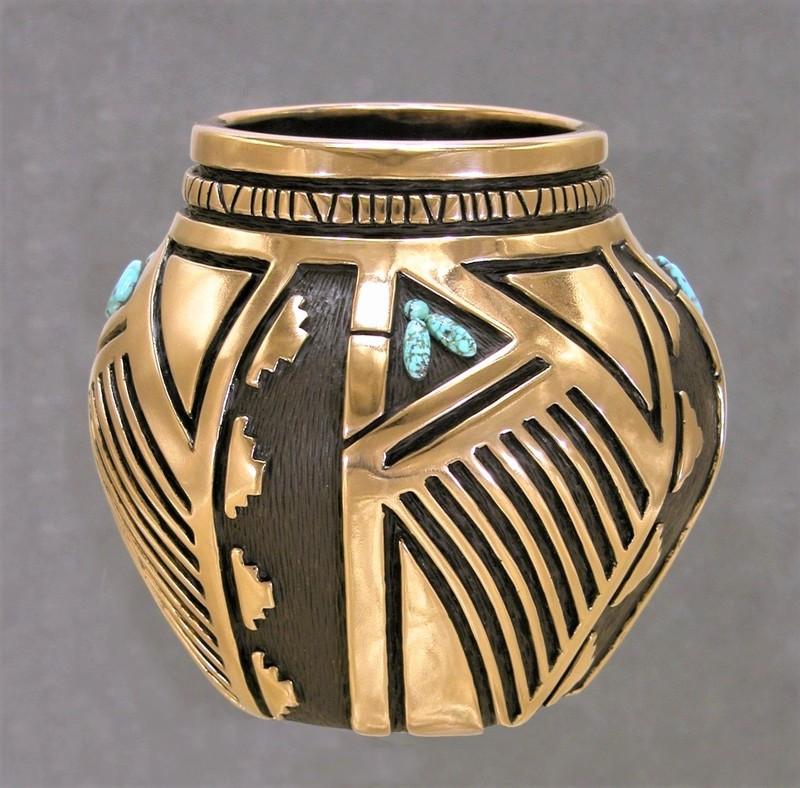 Bronze Vessel SG56