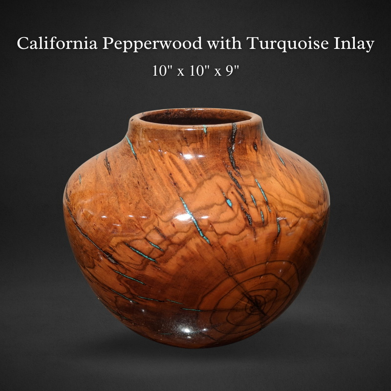 California Pepper and Turquoise