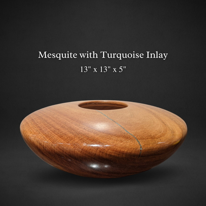 Mesquite and Turquoise
