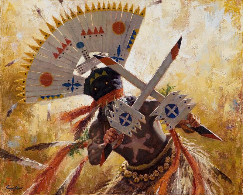 Mountain Spirit, Apache