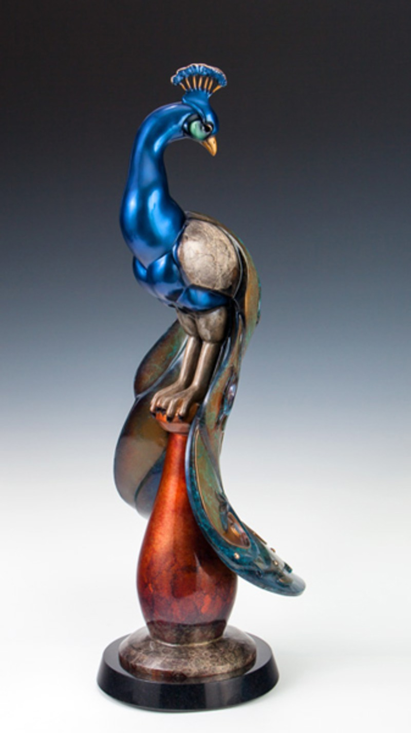 His Majesty-maquette