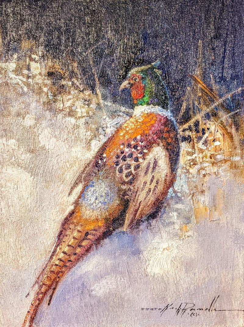 Pheasant in the Thrush