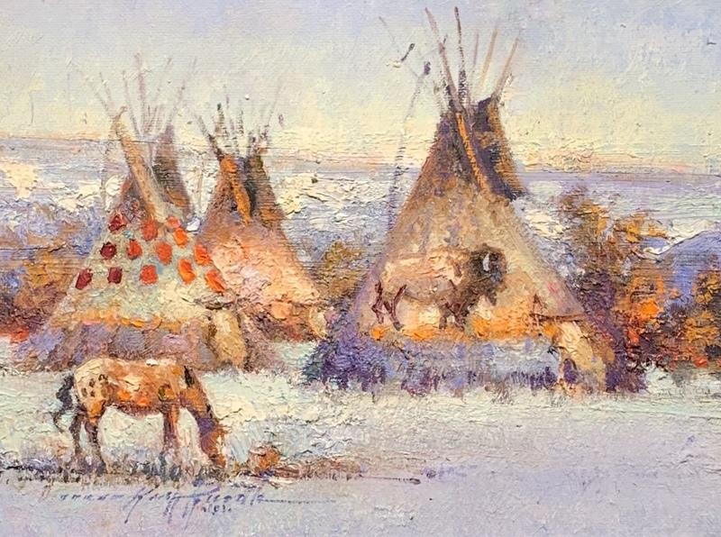 Shoshone Encampment II