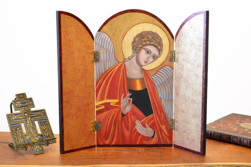 Pensive Angel II