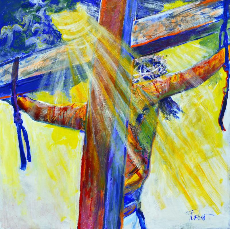 Sacrificial Savior
