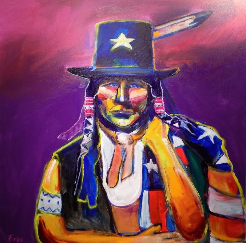 Native American Candidate II
