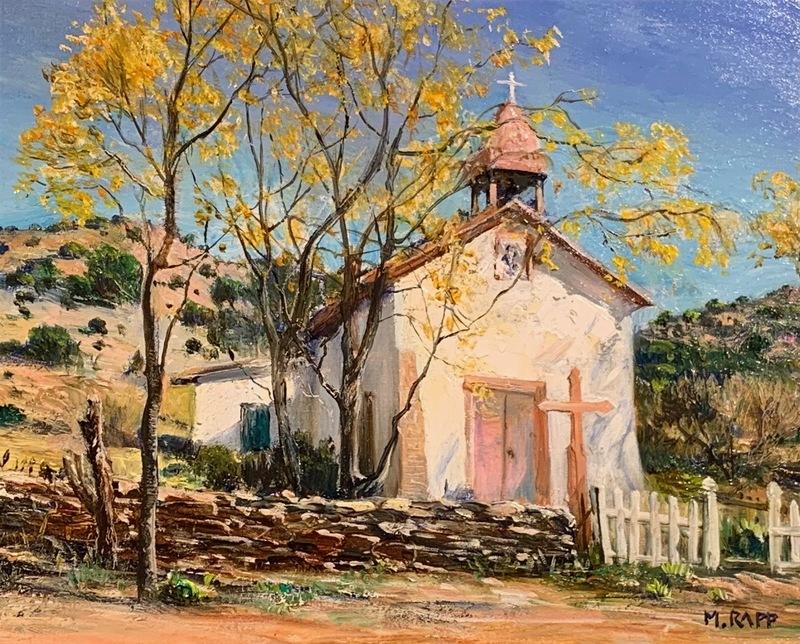 Apache Canyon Chapel