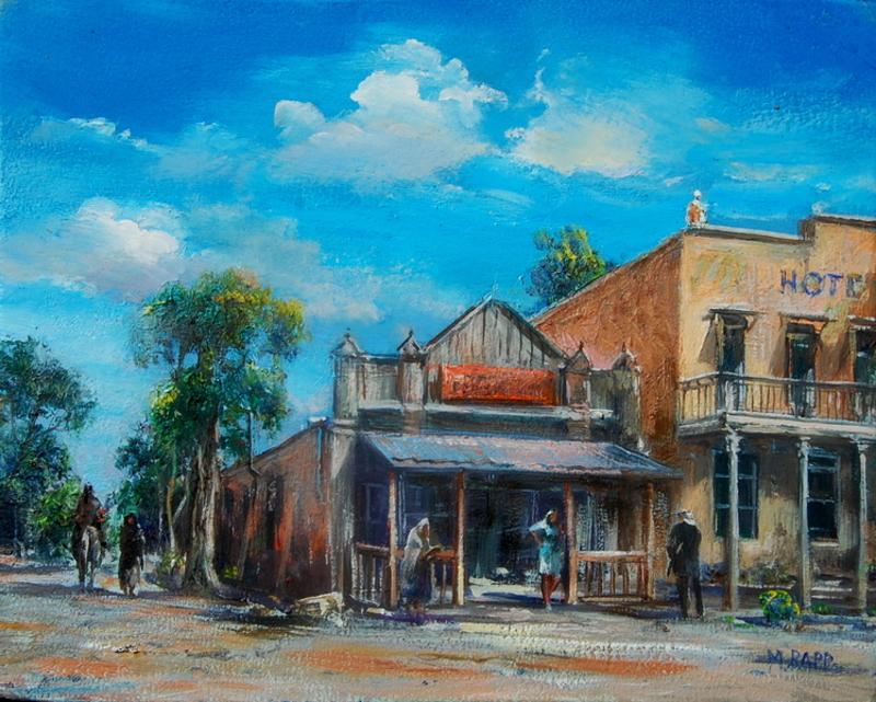 Black Bird Saloon, Cerrillos