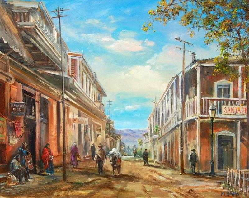 St. Francis Street, Santa Fe