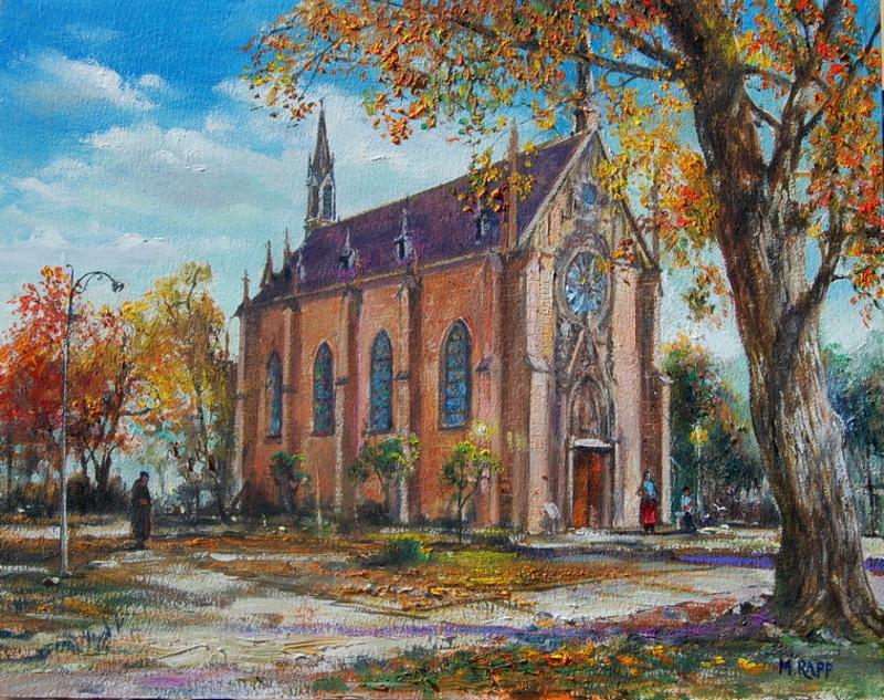 The Loretto Chapel