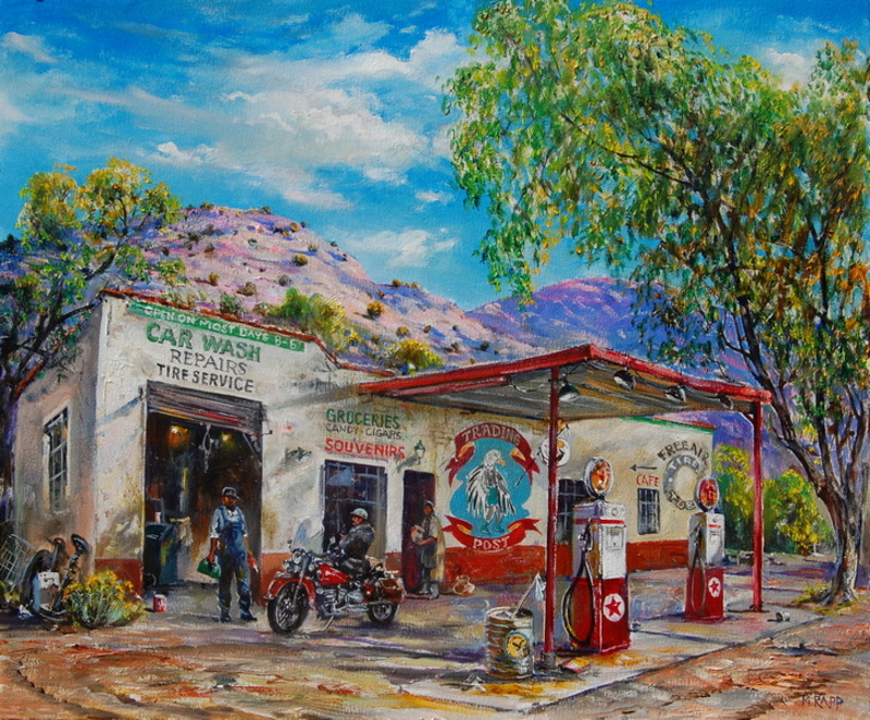 Tierra Amarilla Gas and Trading Post