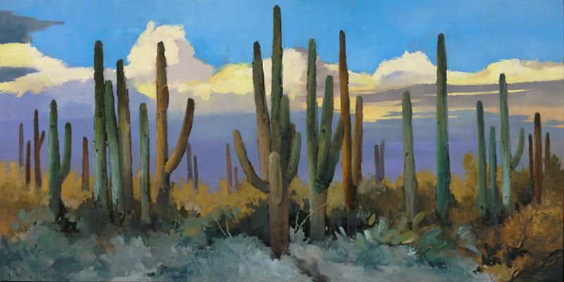 Saguaro Sea