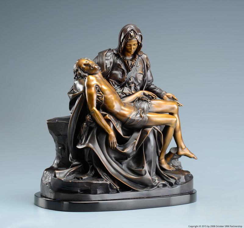 Bronze Pieta