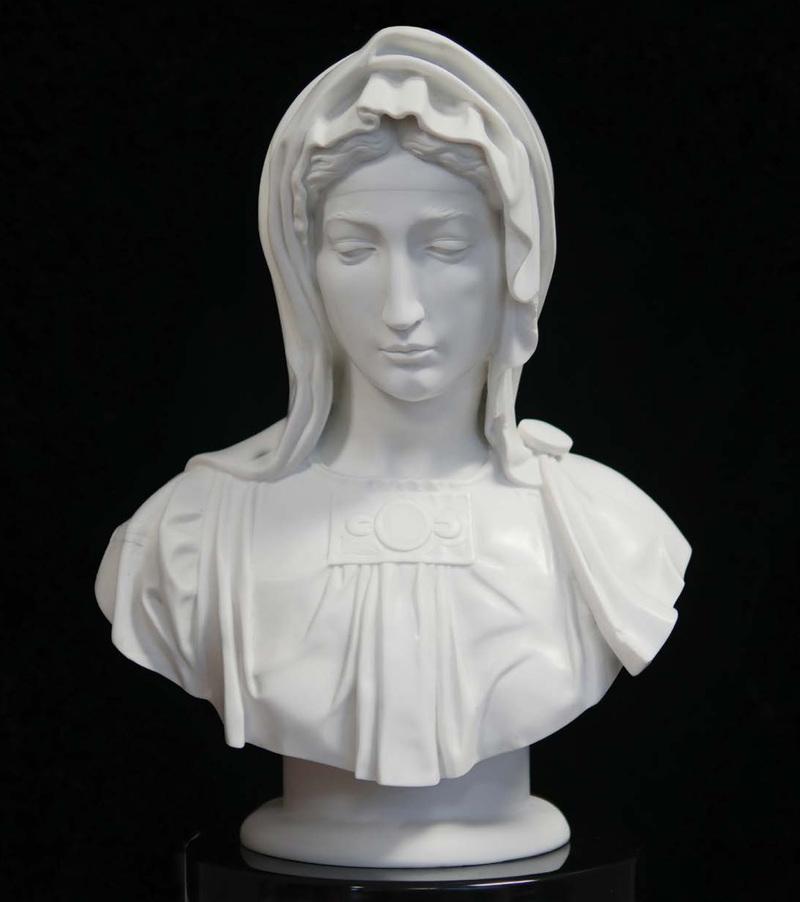 Bruges Madonna Bust