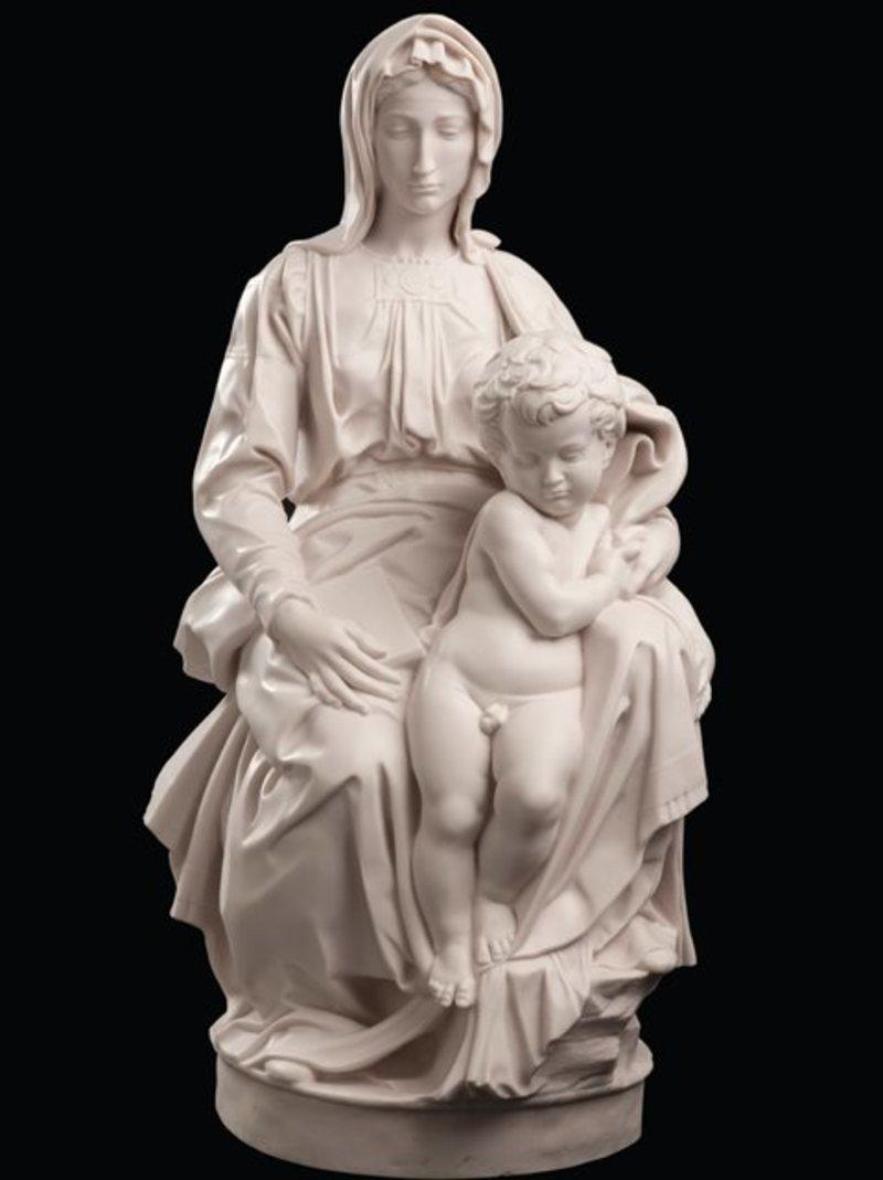 Bruges Madonna with Child