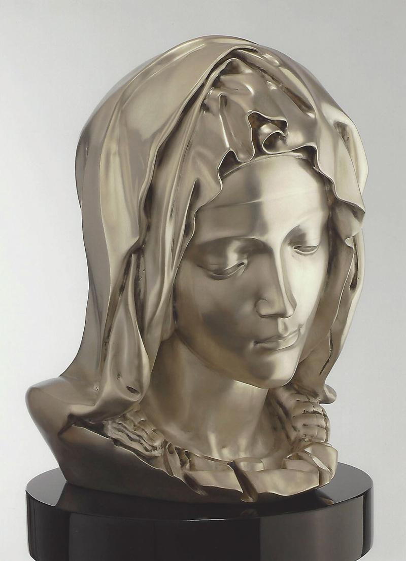 Madonna della Pieta Head