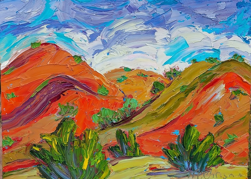 Playful Hills at Ghost Ranch
