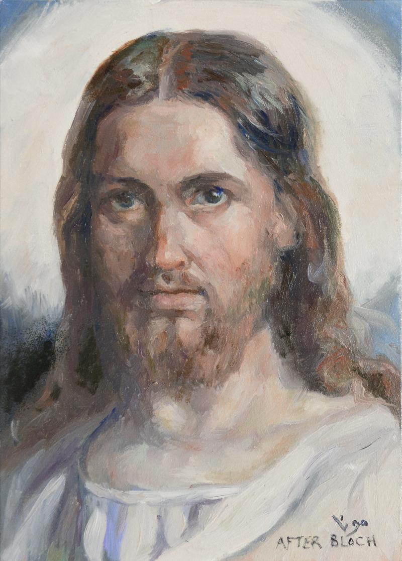 Jesus after Bloch