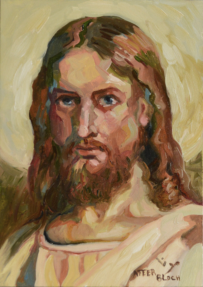 Jesus in Colour