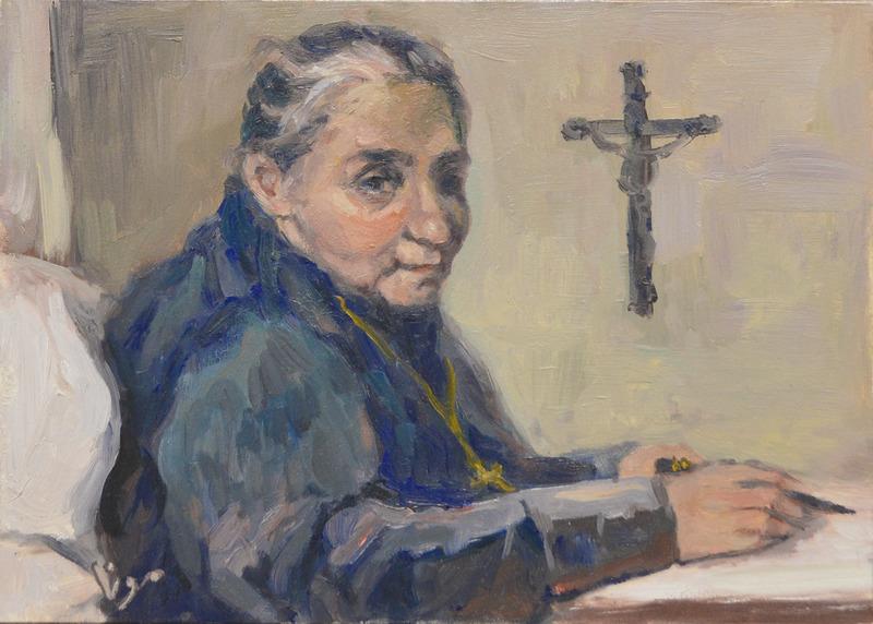 Luisa as Writer