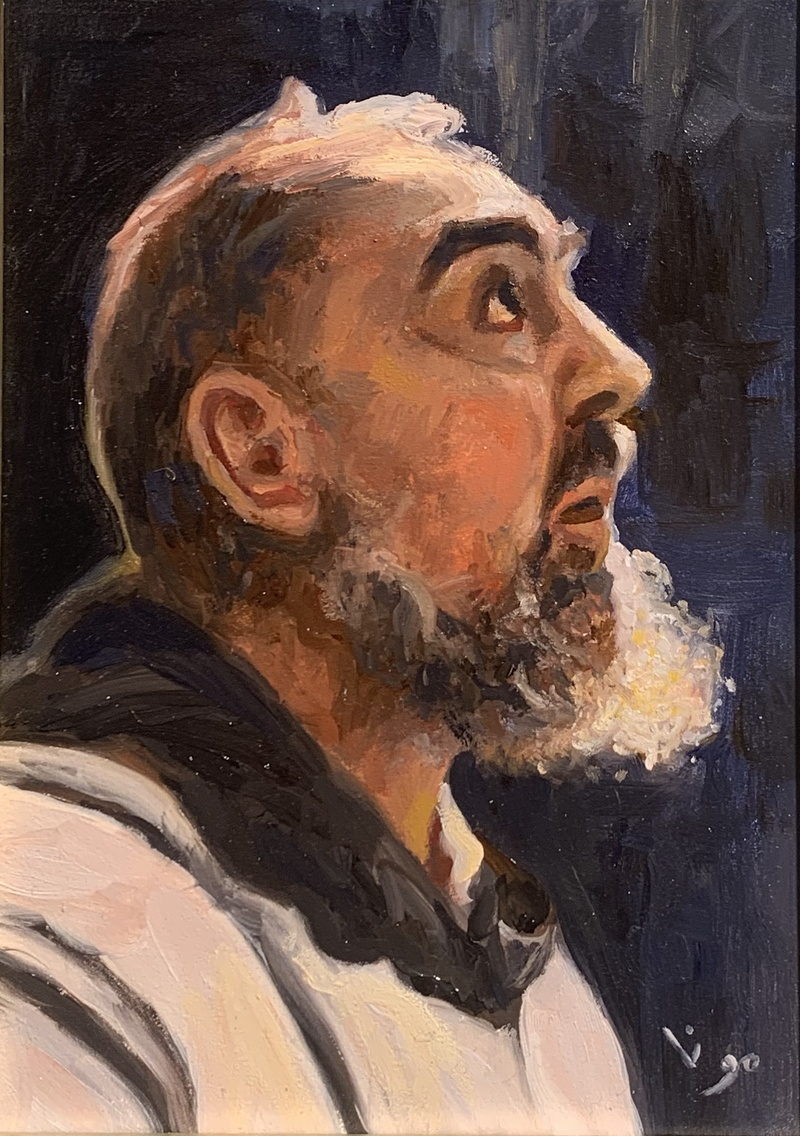 Padre Pio in Navy
