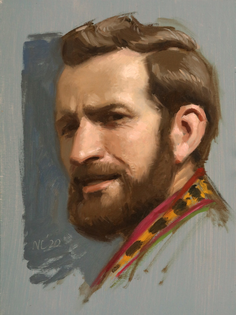 Study of Bl. Stanley Rother