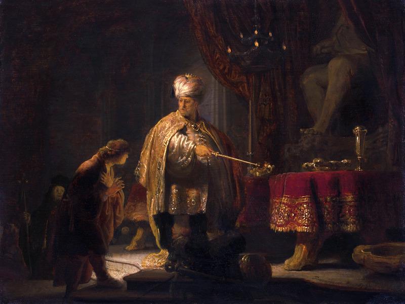 Daniel and King Cyrus