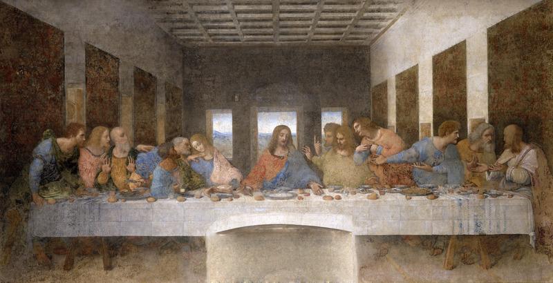 Last Supper - Da Vinci